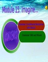 Bài 15: Imagine pps