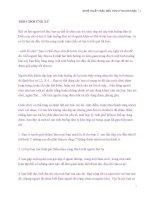 Nghệ thuật HIỂU THẤU TÂM LÝ NGƯỜI KHÁC - Phần 11 pot