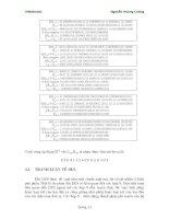Giáo trình tin học : Tìm hiễu hệ chuẩn mã dữ liệu và cách tạo ra nó phần 3 ppt