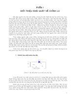 Chương 1: Giới thiệu khái quát bộ chỉnh lưu ppsx