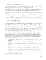 GIÁO TRÌNH CƠ SỞ KHOA HỌC MÔI TRƯỜNG part 10 doc