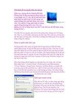 Tổng hợp những kinh nghiệm và cách bảo vệ Laptop phần 7 ppsx