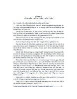 Giáo trình -Kỹ thuật an toàn và môi trường -chương 7 pps