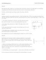 Đề thi thử vật lý : đề số 02 pot