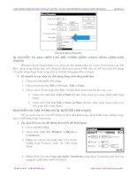 Tư liệu hình thành giáo trình hướng dẫn thao tác với các đối tượng trong chanel path p2 pdf