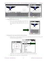 Quá trình hình thành tổng quan kiến thức về cách tạo chuyển động và hiệu ứng trong quy trình thiết kế p6 pot