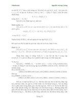 Giáo trình tin học : Tìm hiễu hệ chuẩn mã dữ liệu và cách tạo ra nó phần 5 docx