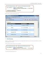 lập trình LINQ to SQL Tutorial phần 3 pptx