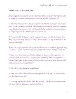 Nghệ thuật HIỂU THẤU TÂM LÝ NGƯỜI KHÁC - Phần 8 pot