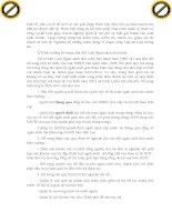 Quá trình hình thành giáo trình những vấn đề lý luận về tài chính công quỹ trong nền kinh tế thị trường p7 pdf