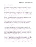 Nghệ thuật HIỂU THẤU TÂM LÝ NGƯỜI KHÁC - Phần 9 pps