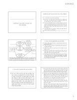 Báo cáo: Những vấn đề cơ bản về tài chính potx