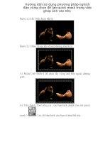 Hướng dẫn sử dụng phương pháp nghịch đảo vùng chọn để tạo quick mask trong việc ghép ảnh vào nền p1 potx