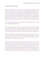 Nghệ thuật HIỂU THẤU TÂM LÝ NGƯỜI KHÁC - Phần 3 potx