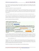 Hướng dẫn cách kiếm tiền trên Internet cùng John Chow phần 6 pot
