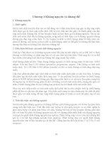 Giáo trình - Miễn dịch học động vật thủy sản - chương 3 pot