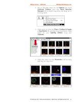 Quá trình hình thành giáo trình giới thiệu về softimage và phương pháp sử dụng p9 ppsx