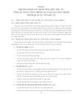 Giáo trình -Định giá sản phẩm xây dựng cơ bản - chương 3 doc