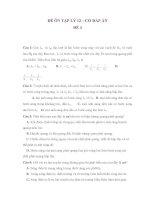 ĐỀ ÔN TẬP LÝ 12 – CÓ ĐÁP ÁN ĐỀ 4 ppsx