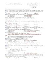 Trường THPT chuyên Huỳnh Mẫn Đạt - đề thi hóa học 12 nâng cao (đề số 348) pdf
