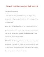 9 quy tắc công bằng trong nghệ thuật tranh cãi potx