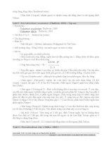 Giáo trình - Ngư loại II (Giáp xác &Nhuyễn thể)-p2-chuong 1 pps