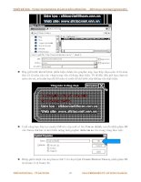 Quá trình hình thành giáo trình hướng dẫn ghép ảnh và phương pháp sử dụng ảnh nhập vào p10 ppsx