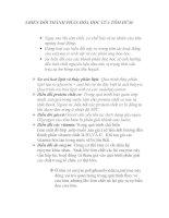 Biến đổi thành phần hóa học của tôm hùm pdf