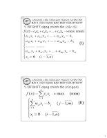 Chương 1: Bài toán quy hoạch tuyến tính - bài 3 pot