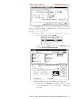 Quá trình hình thành giáo trình giới thiệu về softimage và phương pháp sử dụng p7 ppt