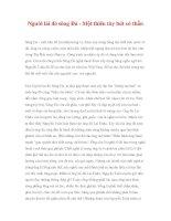 Người lái đò sông Đà - Một thiên tùy bút có thần pot