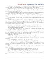 Hướng dẫn tóm tắt ôn tập môn lịch sử theo từng chương - phần 2 pot