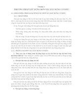 Giáo trình -Định giá sản phẩm xây dựng cơ bản - chương 2 pdf