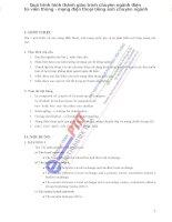 Quá trình hình thành giáo trình chuyên ngành điện tử viễn thông - mạng điện thoại tiếng anh chuyên ngành p1 pdf