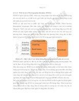 Nghiên cứu kiến trúc hướng dịch vụ và đối tượng - 6 docx