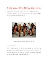 9 kiểu phụ nữ khiến đàn ông phải tôn thờ pps