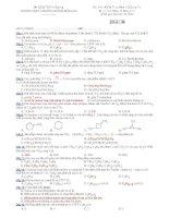 Trường THPT chuyên Huỳnh Mẫn Đạt - đề thi hóa học 11 chuyên (đề số 169) pdf