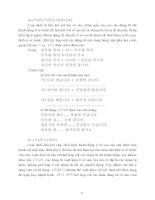 bài giảng ngữ pháp Hàn quốc phần 6 ppt