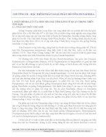 Giáo trình - Ngư loại II (Giáp xác &Nhuyễn thể)-p1-chuong 3 ppt