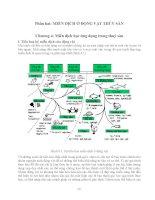 Giáo trình - Miễn dịch học động vật thủy sản - chương 4 pptx
