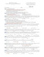 Trường THPT chuyên Huỳnh Mẫn Đạt - đề thi vật lý 10 chuyên (đề số 353) docx