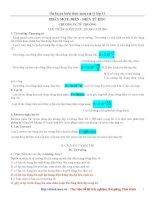 Ôn tập vật lí 11 chương 4 ppt