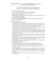 Triển lãm nghiên cứu giáo dục công nghiệp - Công nghệ sinh học part 6 pdf