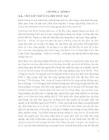 ĐÁNH GIÁ NGUY CƠ, MỨC ĐỘ VÀ PHẠM VI ẢNH HƯỞNG CỦA CÁC SỰ CỐ MÔI TRƯỜNG TRONG CÁC HOẠT ĐỘNG THU GOM, VẬN CHUYỂN VÀ XỬ LÝ CTNH TRÊN ĐỊA BÀN TỈNH BÌNH DƯƠNG