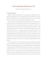 Tâm lí đám đông và Phân tích cái Tôi - 9 pdf