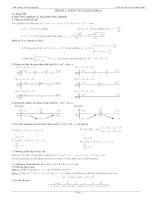 15 bộ đề toán cấp tốc năm 2009 - Đoàn Vương Nguyên - Phần 1 pdf