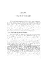 Giáo trình- Dịch tễ học đại cương - chương 3 pptx
