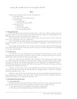 Cách định dạng mã nguồn mở PHP (Personal Home Page) phần 1 pptx