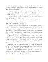 Tổng hợp những câu hỏi định tính trong vật lý phần 9 doc