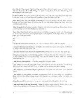 Các thuật ngữ bắt đầu bằng các chữ cái tiếng Việt - phần 2 pdf